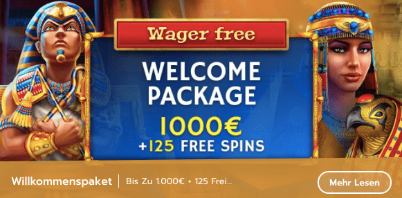 Horus Casino Bonus