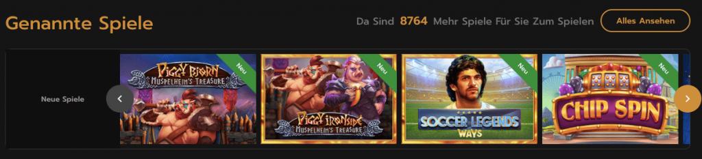 Horus Casino Slots